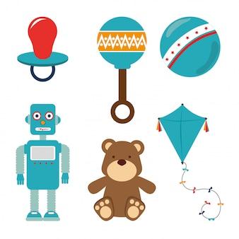 おもちゃのデザイン