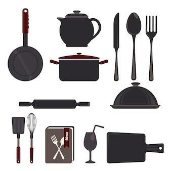 キッチン用品のデザイン
