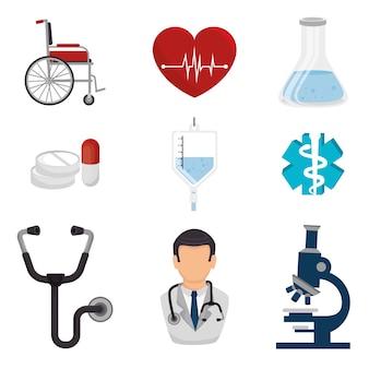 医療デザイン。