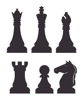 チェスのデザイン