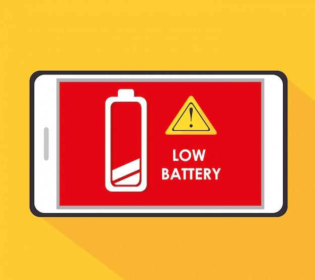 バッテリーの設計。
