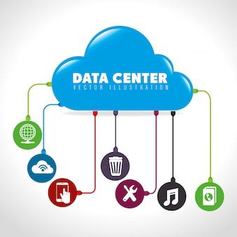Центр обработки данных и хостинг