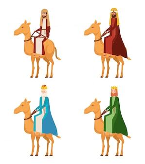 ラクダの賢者たち