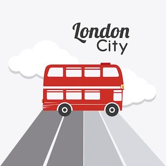 ロンドンのデザイン。