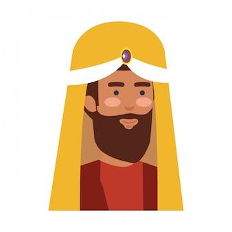 賢明な王の魔術師のキャラクター