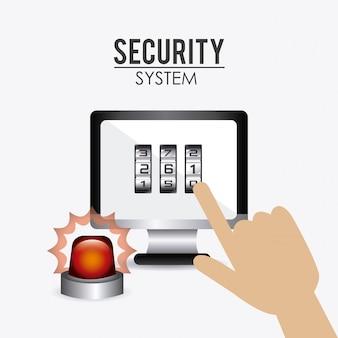 セキュリティシステム設計。