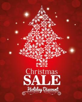 メリークリスマスのショッピング