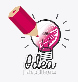 アイデアデザイン。