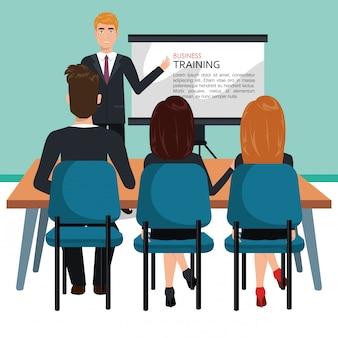 Бизнес тренинг дизайн