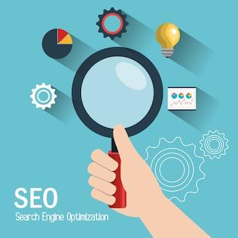 検索エンジンの最適化設計