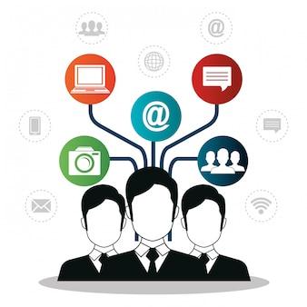 Дизайн интернет-коммуникаций