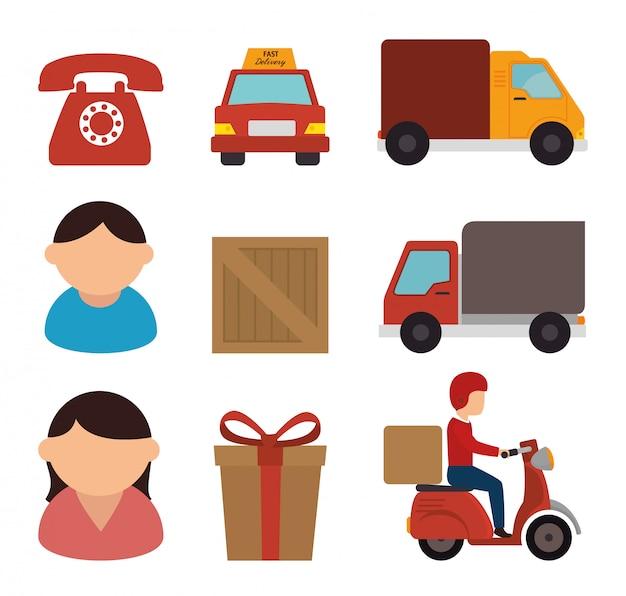 Бесплатная доставка и доставка