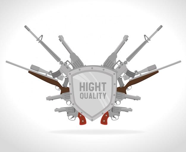 Оружие и оружие