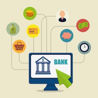 銀行のお金と投資