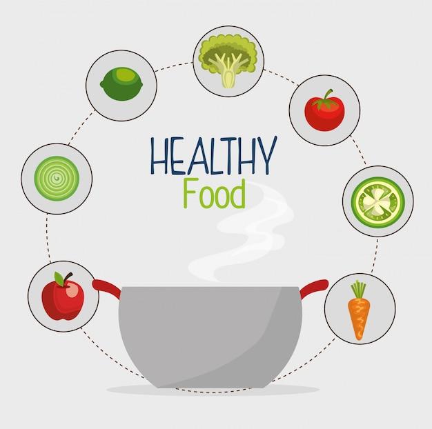 健康食品デザイン