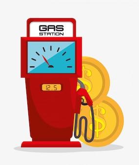 石油産業デザイン