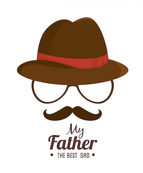父の日デザイン