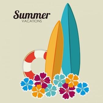 夏デザイン