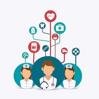 医療用ヘルスケアの設計
