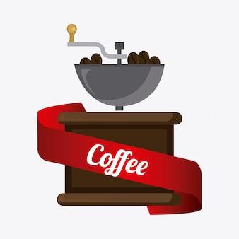 Кофейный дизайн.