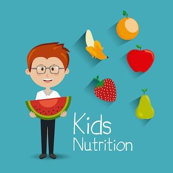 Дизайн детского питания.
