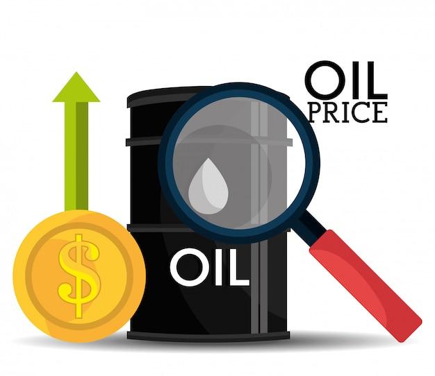 石油産業のデザイン