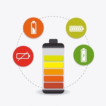 電池のデザイン