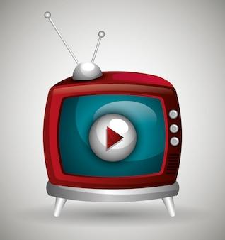 テレビ生放送