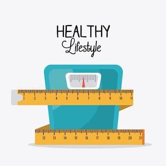 Дизайн здорового образа жизни.