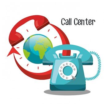 コールセンターのデザイン