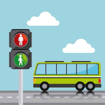 輸送、交通、自動車のデザイン