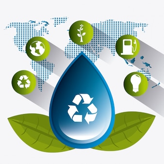 Сохранить водную экологию