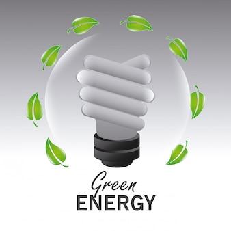 Перейти зеленый дизайн экологии.
