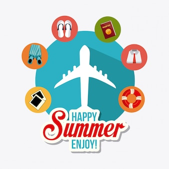 Лето, каникулы и путешествия