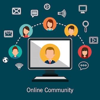 Интернет-сообщество