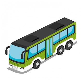 Изометрическое транспортное средство