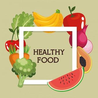 果物や野菜の健康食品