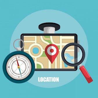 Система географического местоположения