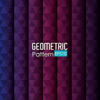 幾何学模様のイラスト