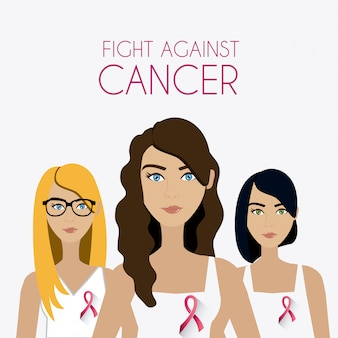 乳がんキャンペーンとの戦い