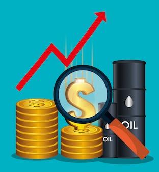 Цены на нефть и промышленность