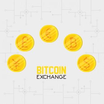 ビットコイン電子通貨
