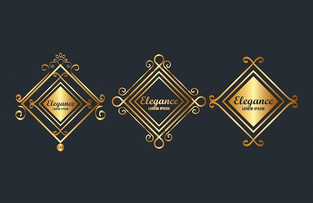 Наборы рамок премиум и элегантности