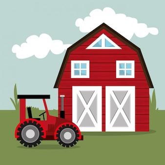 Сельская природа и образ жизни