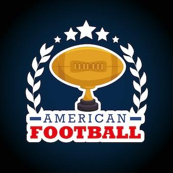 アメリカンフットボールスポーツ