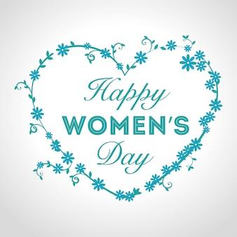 Празднование счастливого женского дня
