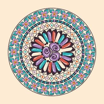 曼荼羅装飾アイコン