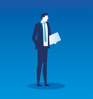 Бизнесмен с биографией ищет работу