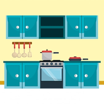 Кухонная утварь и посуда