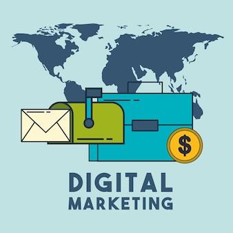 Электронный маркетинг почтовый ящик